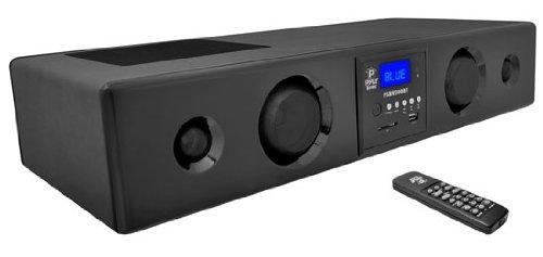 Attirant Pyle PSBV200BT 300 Watt Bluetooth Soundbar With USB/SD/FM Radio And  Wireless Remote