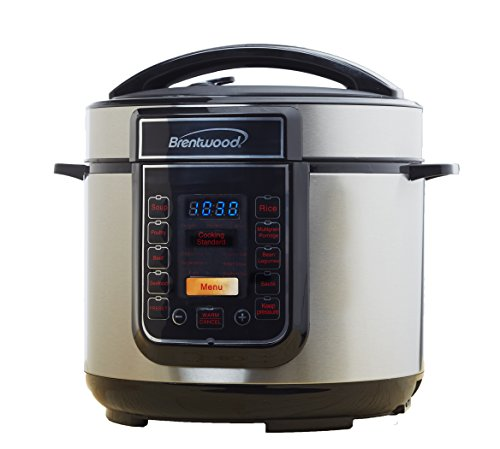 Top 10 best electric pressure cookers for 2018 top ten for Electric pressure cooker fish recipes
