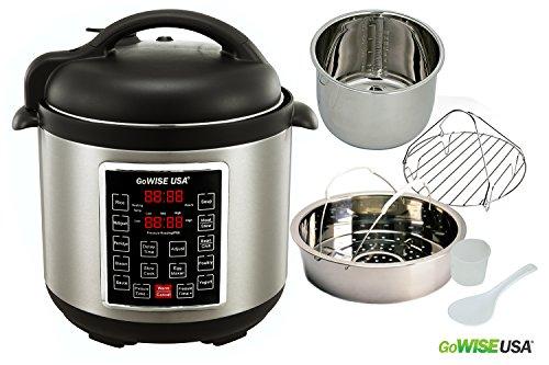 Presto Pressure Cooker Slow Cooker Canner Comes with Pressure Cooker Rack
