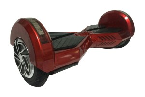 Self Balancing two wheeled scooter