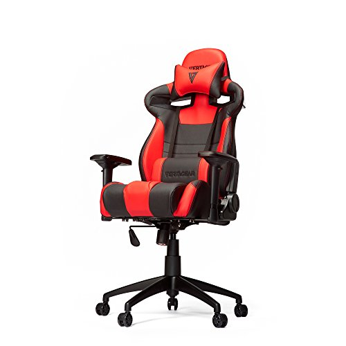 the vertagear chair is finelytuned for those users that play a lot of computer games since it is cushioned for the shape of an arm and