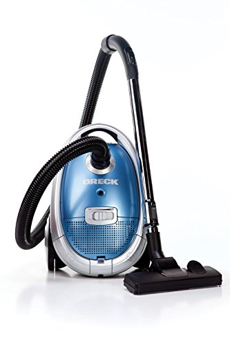 The Oreck Quest Canister Vacuum Offers Reliable Vacuuming Of Stairs And  Difficult To Reach Surfaces. It Is Backed Up With A Manufactureru0027s Limited  Warranty ...