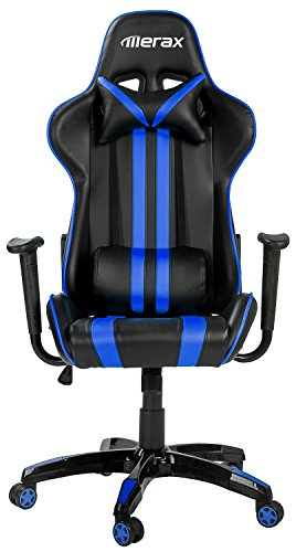 developers of the merax have labored to deliver a chair that is precisely suited for computer gaming those who spend hours at a time sitting in front of