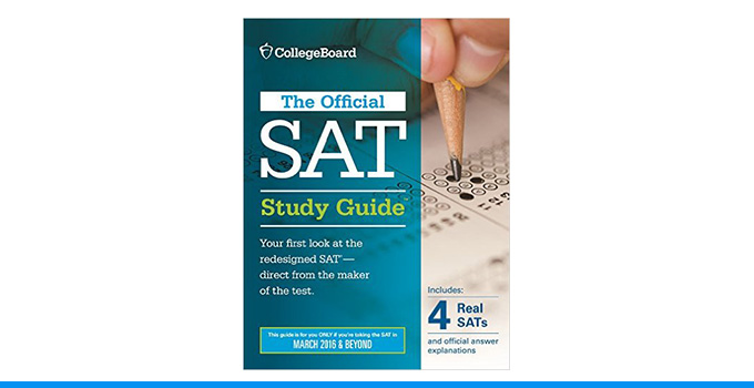 Top 10 Best SAT Study Guides 2018 - Top Ten Select
