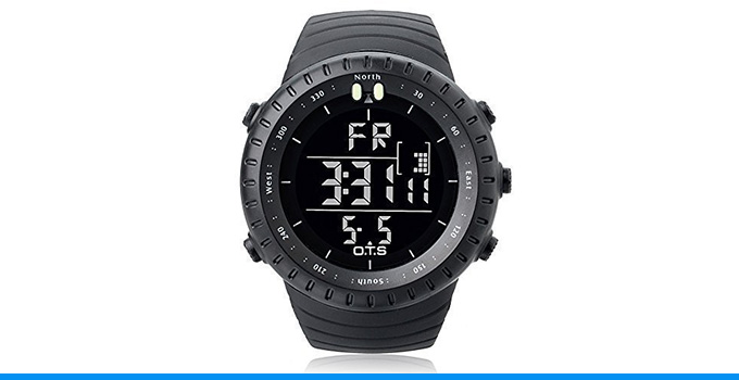 de2c6c1fd Top 10 Best Sport Watches for Men in 2019 - Top Ten Select