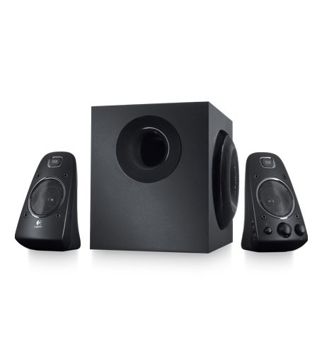 Logitech is well known for creating quality speakers at a reasonably low  budget. The tiny, yet powerful Z623 speaker system is one of the best that  the ...