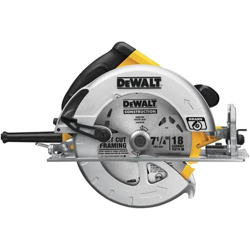 Top 10 circular saws for both diy and trade in 2018 top ten select dewalt dwe575sb circular saw greentooth Image collections