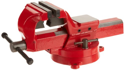 Yost Vises 7WW-DI 7-Inch Heavy-Duty Ductile Iron Woodworkers Vise