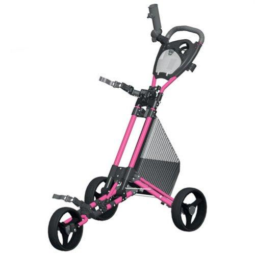 Seat Ez Caddylite Ez Click Golf Push Cart Big Max Golf