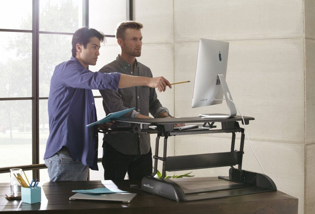 the top ten best standing desks for work or home office 2019 top rh toptenselect com standing work desk treadmill standing work desk amazon