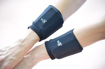 weigted arm sleeve