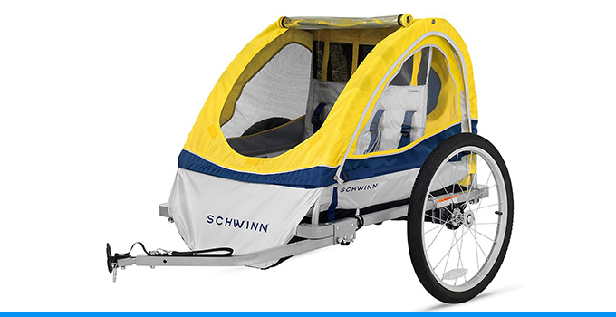 best bike trailers