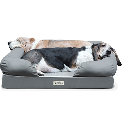 Top 10 Most Comfortable And Best Dog Beds 2019 Top Ten Select