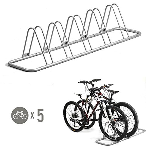 Bike Bicycle Floor Parking Rack Storage Stand By CyclingDeal