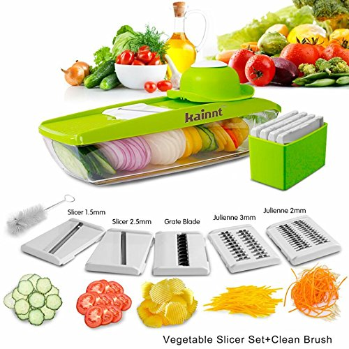 Multifunctional In Wall Kitchen Wash Vegetables Mixing: Top Ten Best Mandoline Slicers For 2018