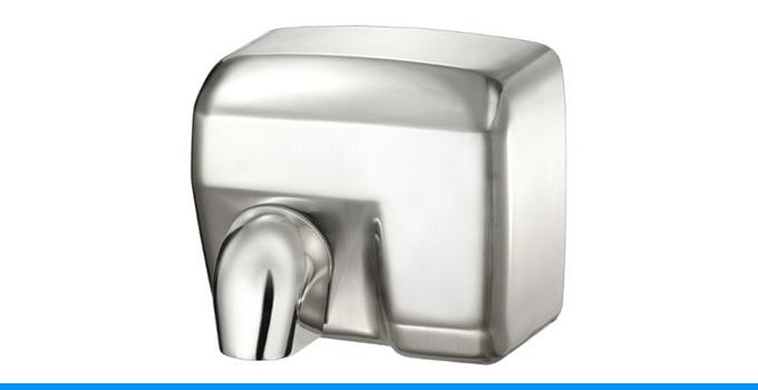 best hand dryer