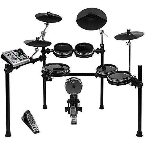Ten Best Electric Drum Sets For 2018