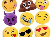 best emoji pillows