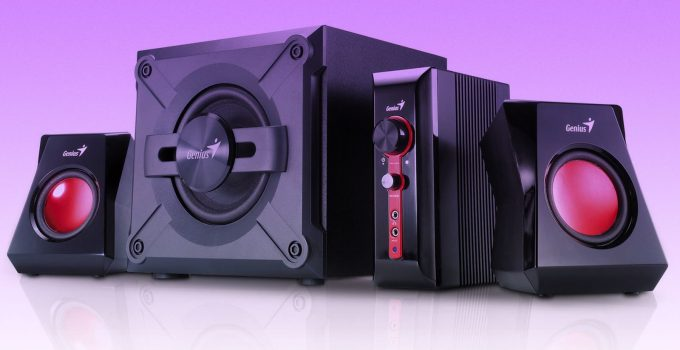 computer speakers under 50