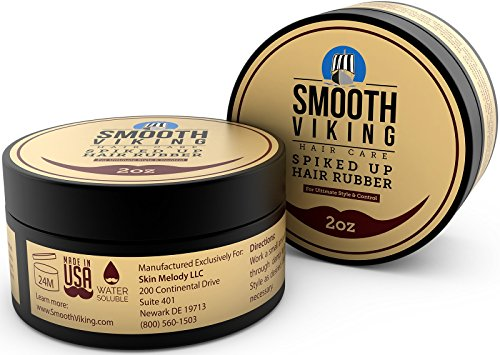 Smooth Viking Hair Wax For Men.