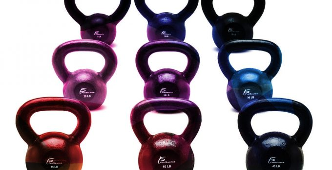 best kettlebell weights