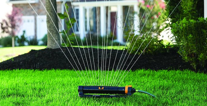 best lawn sprinklers