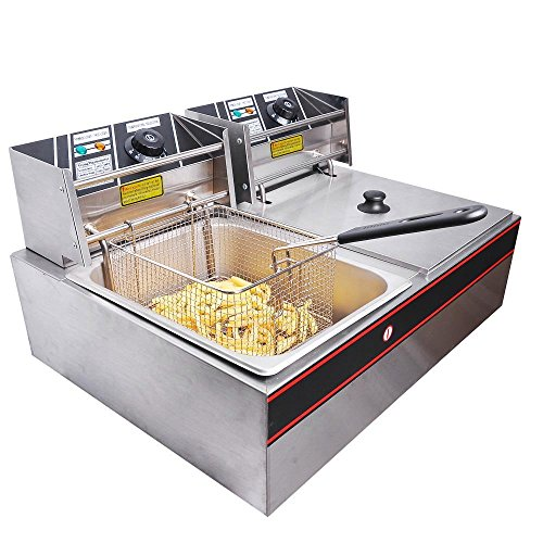 The Generic 5000w 12 Liter Countertop Deep Fryer