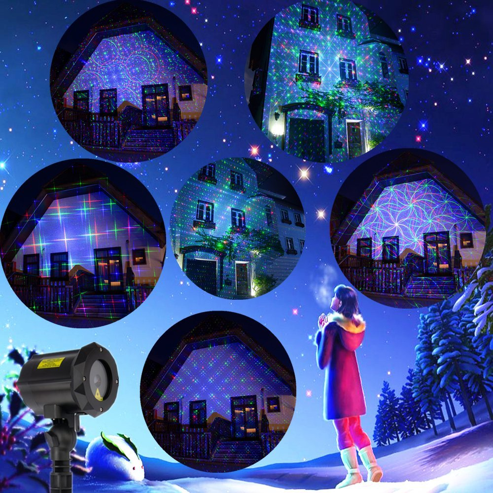 A Guide To The Ten Best Christmas Laser Lights 2019 Top