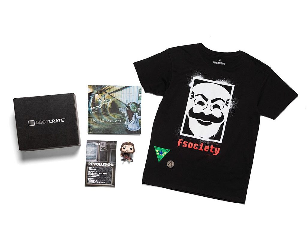 Ten Best Geek Subscription Boxes For 2018 Top Select Circuit Board Tshirt Computer Tee Mens Shirt Lootcrate