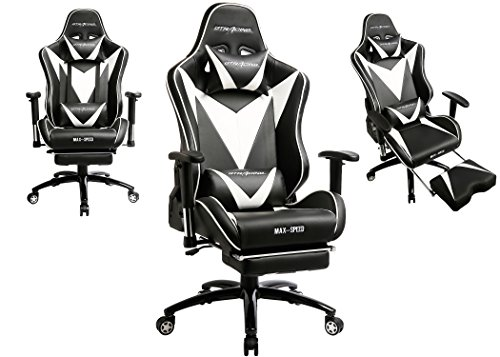 Admirable Top 10 Best Comfortable Gaming Chairs 2019 Edition Top Machost Co Dining Chair Design Ideas Machostcouk