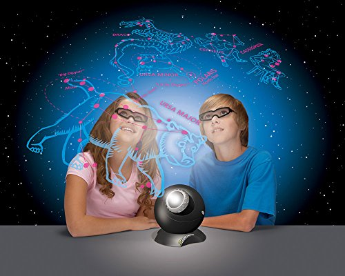 In My Room 3D Star Theater Tabletop Planetarium Light Projector