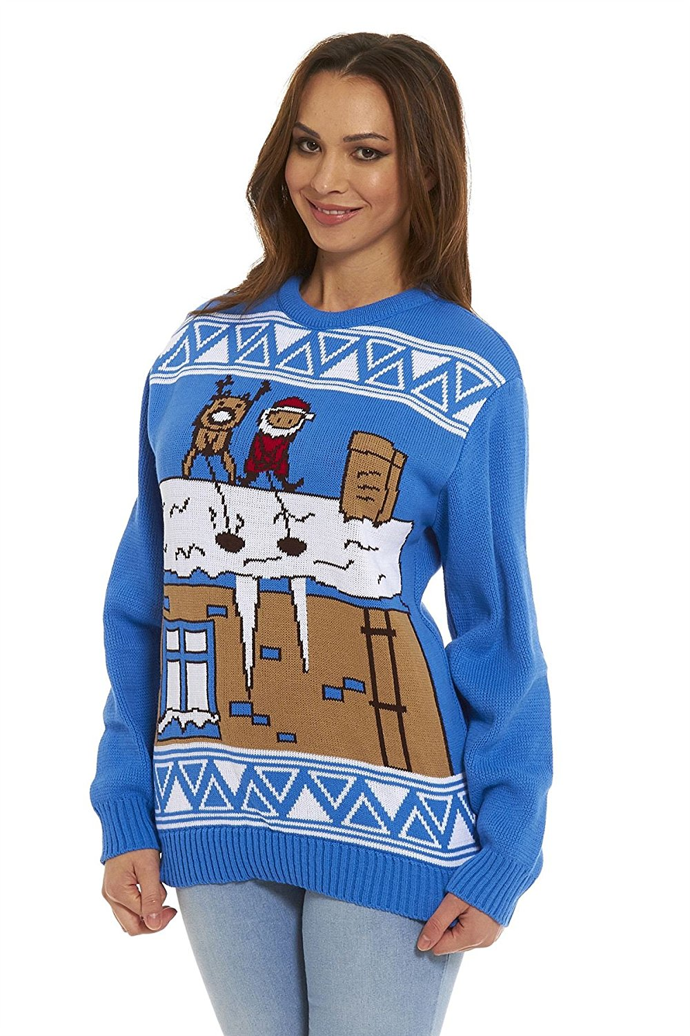 Ten Best Funny Christmas Sweaters For Christmas 2018 - Top Ten Select