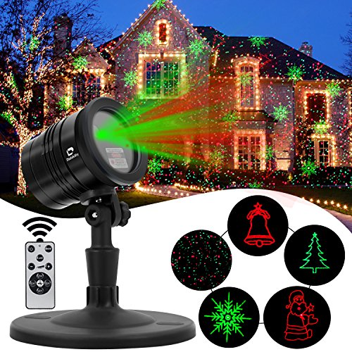 diateklity christmas decoration laser projector light