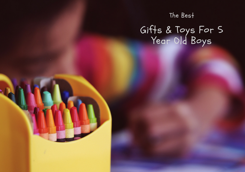 The Best Gifts And Toys For 5 Year Old Boys In 2018 Top Ten Select