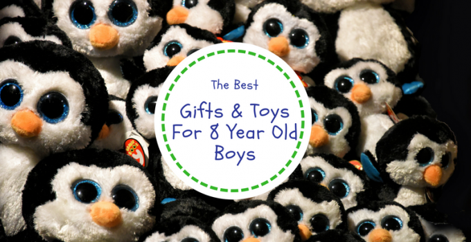Gifts And Toys For 8 Year Old Boys