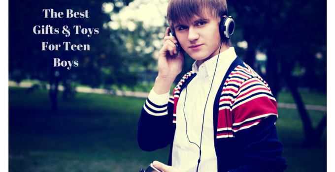 Gifts And Toys For Teen Boys
