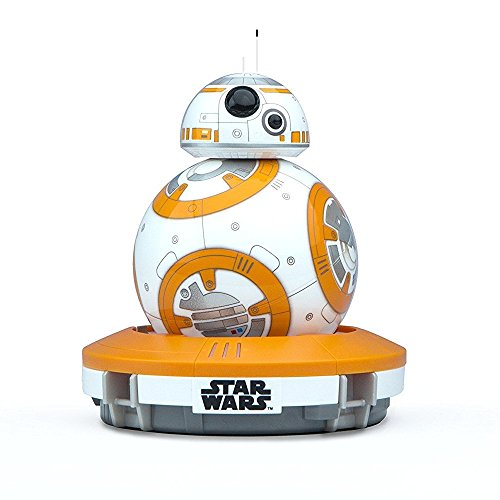 03d75dcc431 10 Best Gifts And Toys For 10 Year Old Girls – Reviewed. Sphero R001ROW  Star Wars BB-8 App Controlled Robot