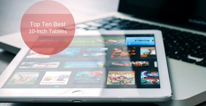 best 10-inch tablets