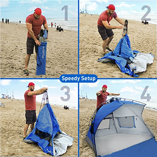 Best Beach Tent Reviews For 2020 Top