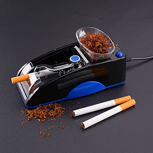 Ten Best Electric Cigarette Rolling Machine Reviews For