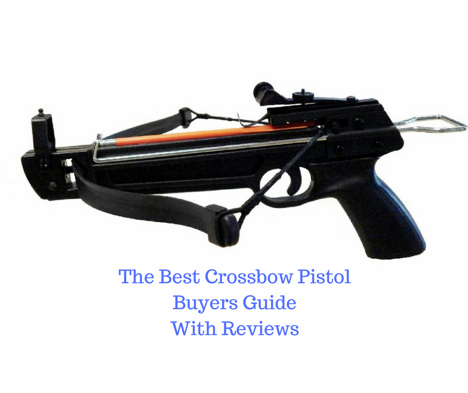 Ten Best Crossbow Pistol Reviews Amp Mini Guide For 2019