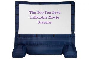 best inflatable movie screen