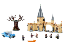 harry potter lego set