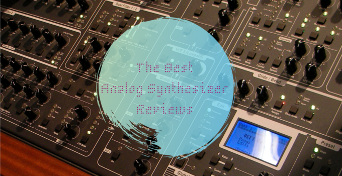 best analog synthesizer