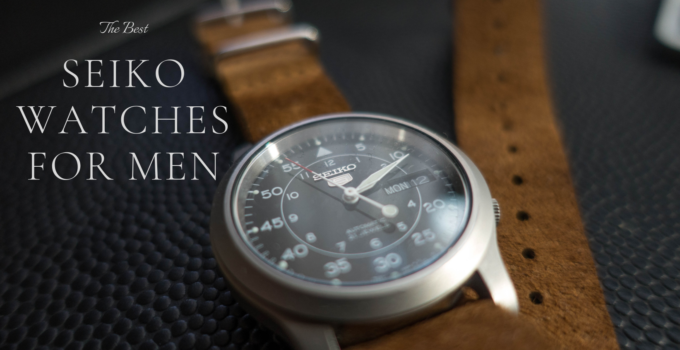 best seiko watches for men