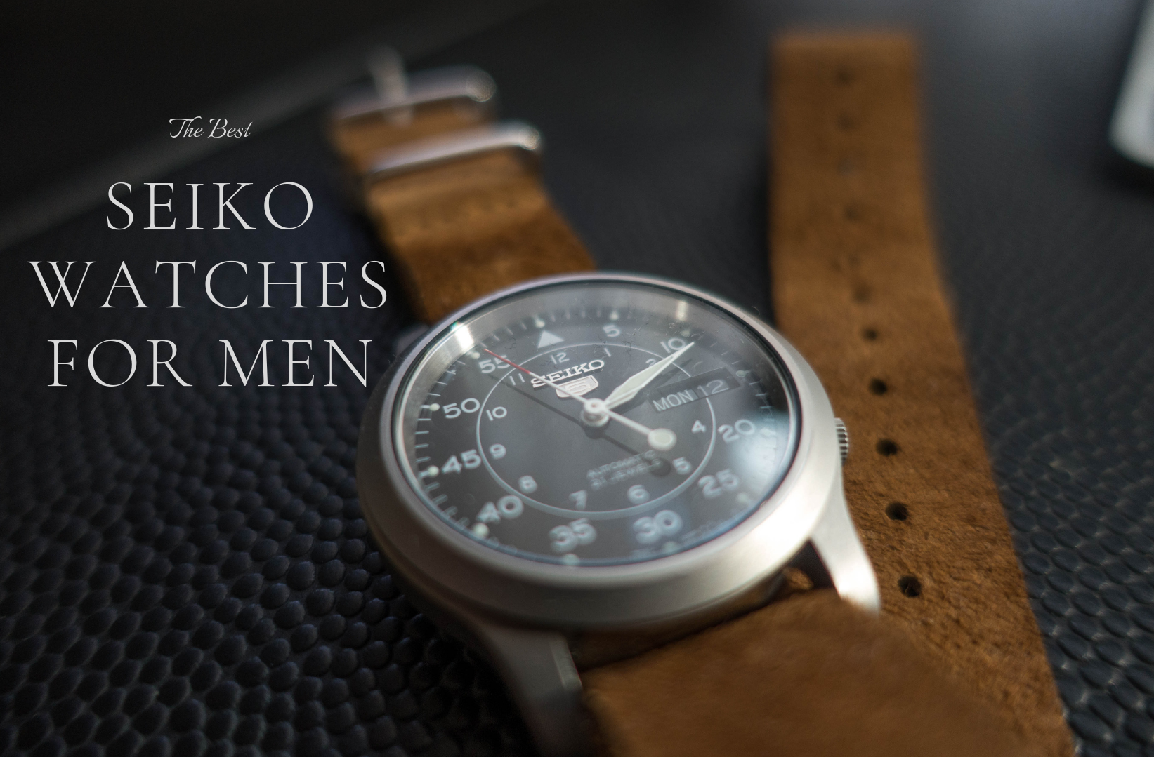 10 Best Seiko Watches For Men Reviews 2019 Edition Top