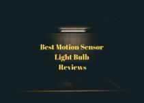 best motion sensor light bulb